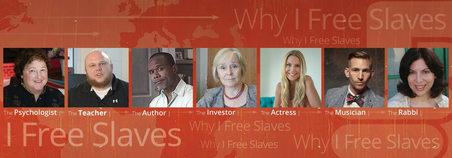 Why I Free Slaves – Researcher Austin Choi-Fitzpatrick